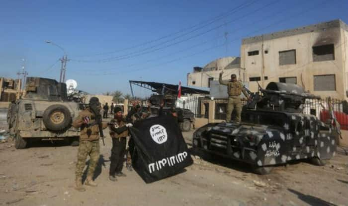 Iraqi army reports more gains against ISIS