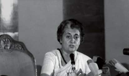 Row over article against Indira Gandhi