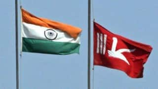Order on Jammu and Kashmir flag stayed, political storm erupts