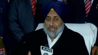 Pathankot Attack: Sukhbir Singh Badal to write to Narendra Modi to increase number of BSF jawans on Punjab border