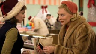 'Carol' leads 2016 BAFTA Awards nomination list