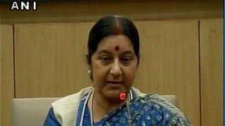 Sushma Swaraj: Government considering Aadhaar Card for NRIs