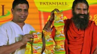 Patanjali's noodles will soon oust Maggi as top brand: Ramdev