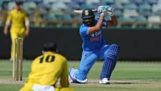 Batsmen disappoint but India wins warm-up game against Western Australia XI