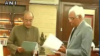 Devender Kumar Sikri takes oath as the Chairman of the Competition Commission of India (CCI)