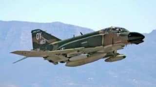 Iranian fighter jet crashes, killing 2 pilots