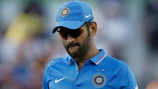 Mahendra Singh Dhoni 'may agree' that India is suffering for not using DRS