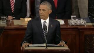 Barack Obama delivers his final State of the Union address, urges for 'optimism'
