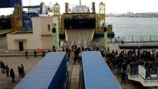 Ukraine launches new China trade route bypassing Russia