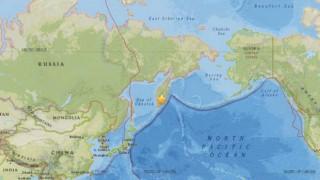 Strong 7.0-magnitude quake strikes eastern Russia: USGS