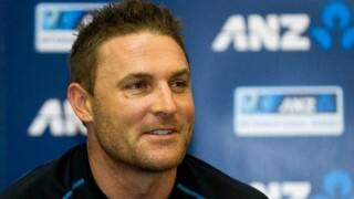Brendon McCullum set to resume New Zealand farewell