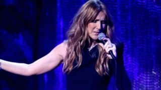 Celine Dion to return to stage next month