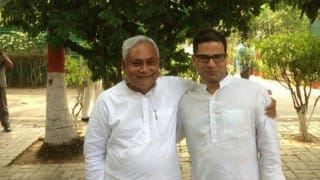 Strategist Prashant Kishor to be advisor to Nitish Kumar