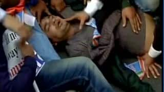 Agitation over suicide: 7 students taken to Hyderabad Central University health centre