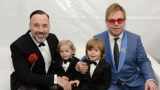 I want my kids to work for their money: Elton John