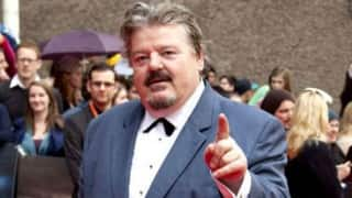 Robbie Coltrane to play comedian in new film