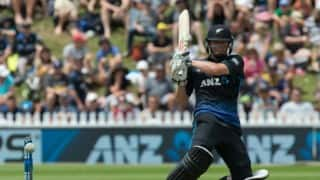 Henry Nicholls saves face for New Zealand against Pakistan