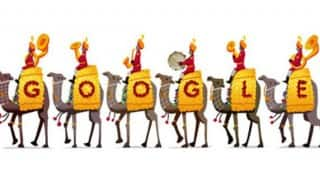 Republic Day 2016: BSF camel contingent march on Google doodle