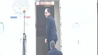 Narendra Modi bids warm farewell to Francois Hollande, says France is special