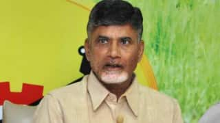 TDP desertion: Party will tide over crisis, says N Chandrababu Naidu