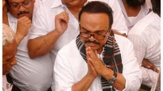 Chhagan Bhujbal arrested by Enforcement Directorate in Maharashtra Sadan scam
