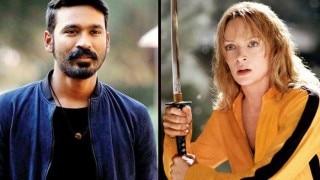Dhanush forays into Hollywood, to star with Uma Thurman in Marjane Satrapi's film!