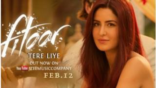 Fitoor song Tere Liye: Aditya Roy Kapur & Katrina Kaif redefine love in this newly released romantic track