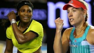 Angelique Kerber stuns Serena Williams to win Australian Open 2016 final