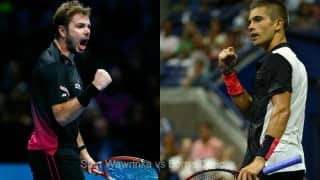 Stan Wawrinka to face Borna Coric in Chennai Open final