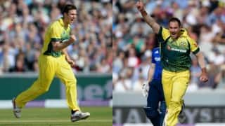 Australia rest Mitchell Marsh from 2nd ODI against India