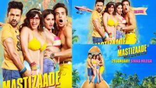 Mastizaade motion poster: Sunny Leone, Vir Das, Tusshar Kapoor get downright vulgar and dirty!