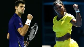 Novak Djokovic, Serena Williams storm through in Melbourne