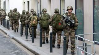 Heavy security around Stade de France 3 months after attacks