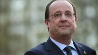 United States climate commitment 'irreversible', Francois Hollande warns Donald Trump