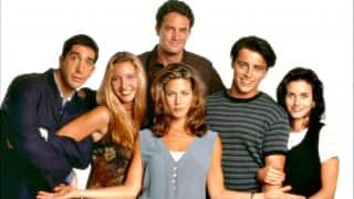 What do you think is the cast of F.R.I.E.N.D.S doing today?