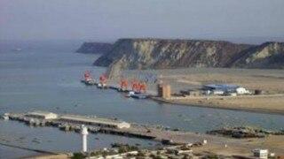 Pakistan Navy surges security at Gwadar port as CPEC commences