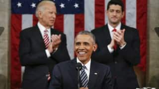 Barack Obama voices optimism in his final State of the Union address