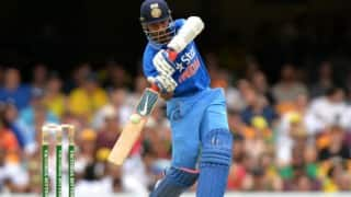 Magnificent Manish Pandey guides India to consolation victory