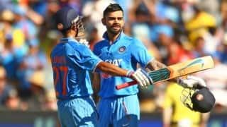 India vs Australia: Riding on Virat Kohli's 117, India reach 295/6 in Melbourne ODI