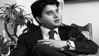 Expressing dissent a constitutional right: Jyotiraditya Scindia on dalit student's death