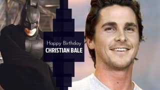 Christian Bale birthday: 7 things to know about the Batman!