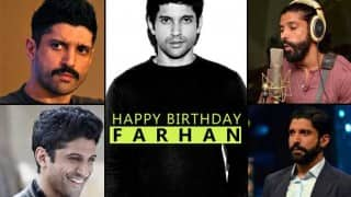 Farhan Akhtar birthday: 5 ways in which the multi-talented star has amazed Indian audience!