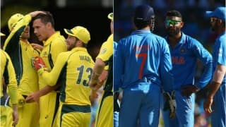 India win by 37 runs | Live Cricket Score Updates India vs Australia 1st T20I: IND vs AUS in 17.2 Overs (Target 189)