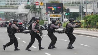 Jakarta attack: Militants imitated terror plans in Paris, says police; Search for hidden suspects on