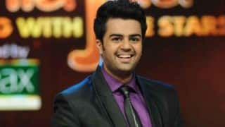 I try to filter, control my humour, says Manish Paul