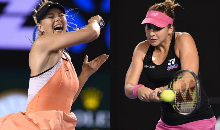 Maria Sharapova Vs Belinda Bencic Australian Open 2016 Get Free
