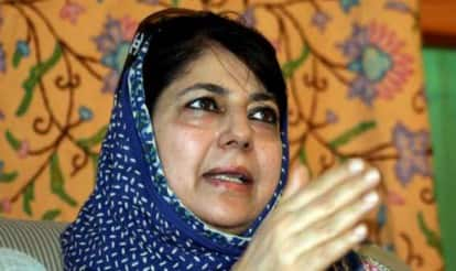 Mehbooba Mufti seeks inclusion of Srinagar, Jammu as smart cities