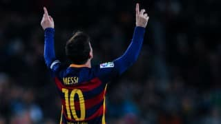 Barcelona's contract negotiations with Lionel Messi stall