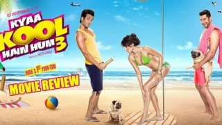 Kya Kool Hain Hum 3 movie review: Mandana Karimi, Tusshar Kapoor & Aftab Shivdasani starrer is a FLOP porn-com