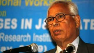 Jammu and Kashmir governor N.N. Vohra reviews security with top officials